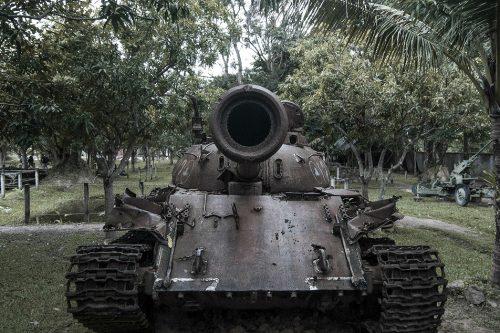 SIEM REAP - War Museum