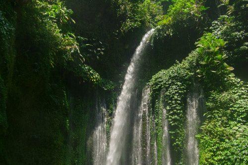 LOMBOK - Tiu Kelep Waterfalls