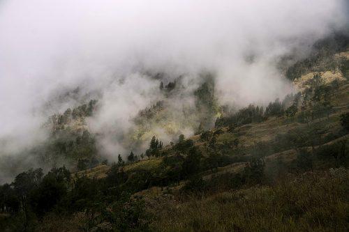 LOMBOK - Mt Rinjani