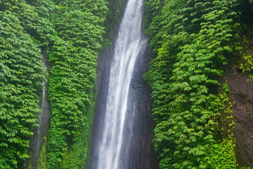 NORTHERN BALI - Munduk Waterfall (After visiting the waterfalls, follow the signs to the Eco Cafe and enjoy the best strawberry juice you'll ever drink!)