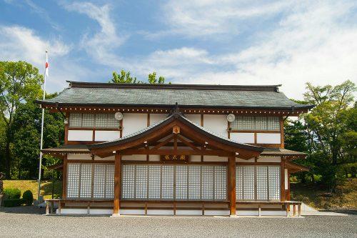 HIROSHIMA - Gokoku Shrine