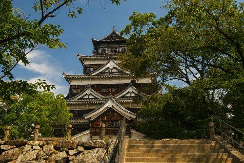 HIROSHIMA - Hiroshima Castle