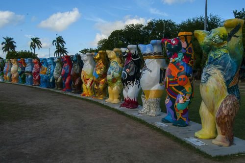 PENANG - Georgetown (Buddy Bears Exhibition)