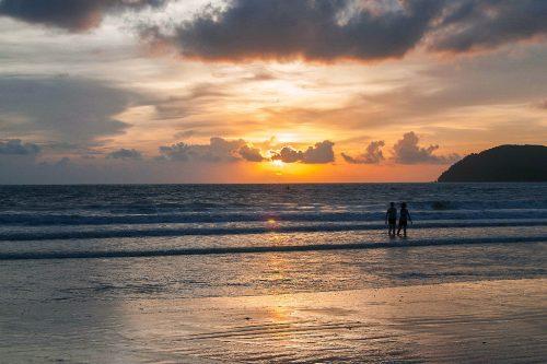 LANGKAWI - Chenang Beach